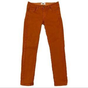 PAIGE Designer Skyline Ankle Peg Denim Jeans - 27